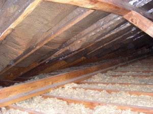 The Heat Shield Attic Insulation